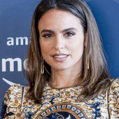 La actriz Verónica Echegui, en el photocall de presentación de la serie '3 Caminos'