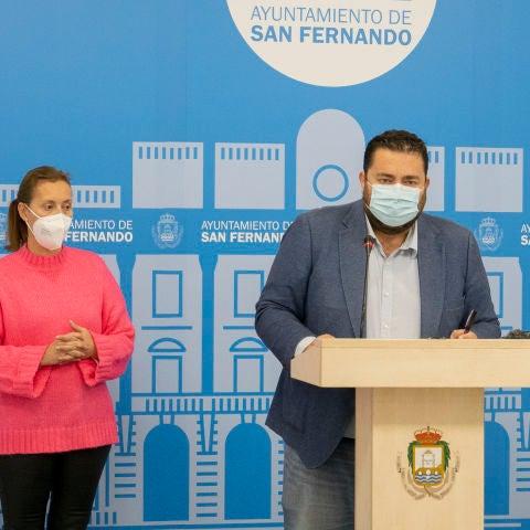Jaime Armario, responsable de Acción Social
