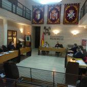 La unanimidad marca el primer Pleno Municipal del 2021