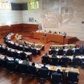 Aprobados los Presupuestos de la Comunidad Autónoma de Extremadura para 2021 con el apoyo del PSOE y Ciudadanos.