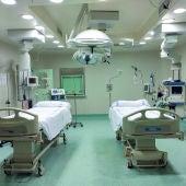 Quirófano Hospital San Pedro
