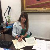 Pilar García, alcaldesa de El Bosque
