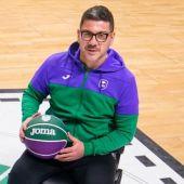 Fotis Katsikaris, entrenador de Unicaja