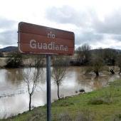 El río Guadiana a su paso por la provincia de Ciudad Real