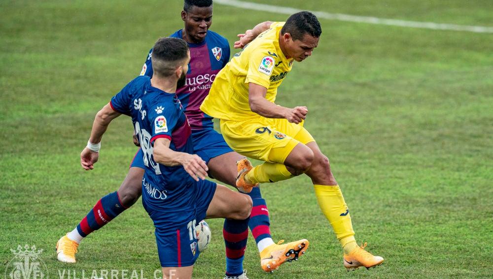 Las bajas pasan factura al Villarreal