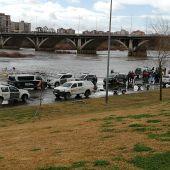 Tres personas fallecen cuando su barca volcó mientras retiraban camalote.