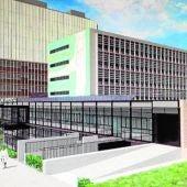 El Ayuntamiento modifica el PGOU para hacer posible la ampliación del Hospital Clínico