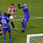 Nyom en un gol del Athletic