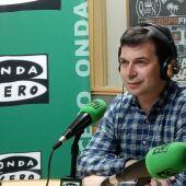 Gonzalo Caballero en Onda Cero Galicia