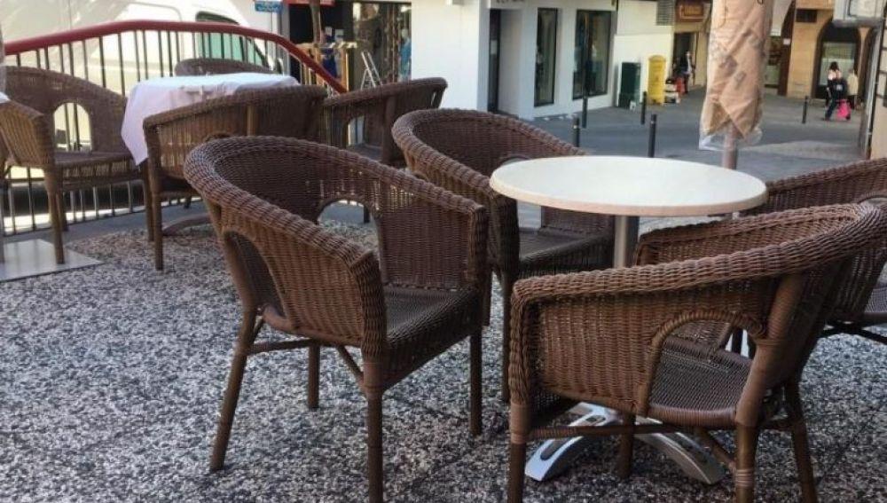 La hostelería aragonesa acumula pérdidas de 1100 millones