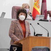 Marín Marín, portavoz de Podemos