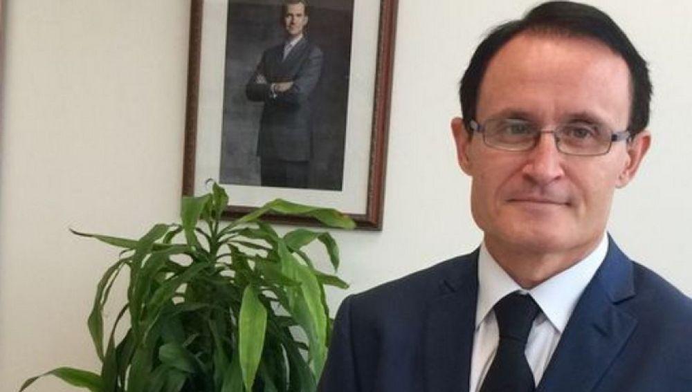 Fiscal Superior del TSJ, José Luis Díaz Manzanera