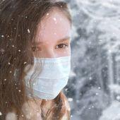 Los labios se resienten por el uso de la mascarilla y las bajas temperaturas