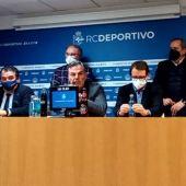 Dimisión Deportivo