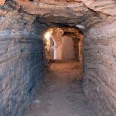 Una de las galerías del Arco del Torreón