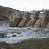 """Los embalses de Ciudad Real siguen incrementando sus reservas hídricas gracias al efecto """"Filomena"""""""