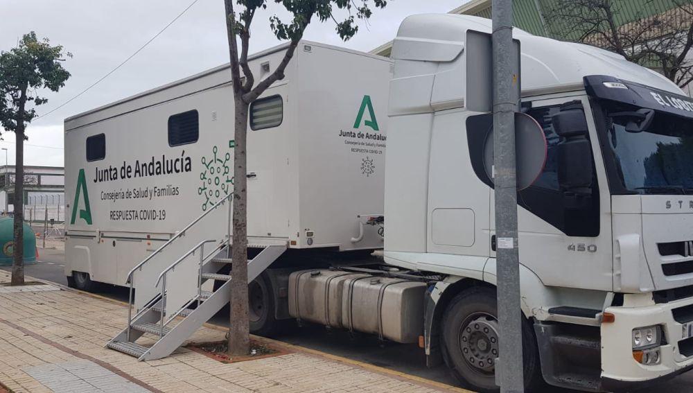 Comienza un nuevo cribado de coronavirus en Sanlúcar