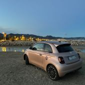 Fiat 500 eléctrico Icon