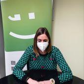 Esther Díez, portavoz de Compromís per Elx.