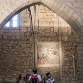 Un grupo de turistas en Ciudad Real