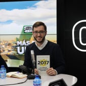 David Jiménez Torres, autor de '2017: La crisis que cambió España'