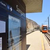Estación de Sangueta, Línea 5 del TRAM de Alicante