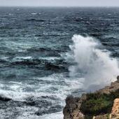 Baleares está en alerta naranja por viento, fenómenos costeros y tormentas