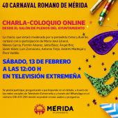 Celebración 40 años carnaval romano.