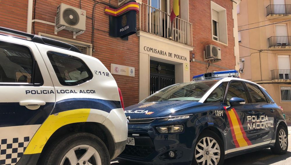 Comisaría de Policía Nacional de Alcoy