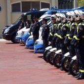 El estudio analiza la labor policial como si se tratara de una empresa de servicios