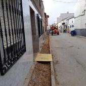 Quintanar trabaja en la renovación de la red de abastecimiento de agua potable municipal