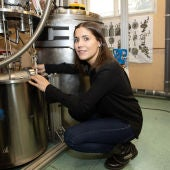 Clara Cuesta, investigadora del CIEMAT