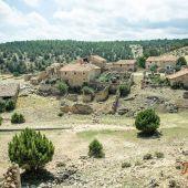 Las casillas de Bezas (Teruel)