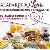 Alabardero Catering y su oferta para San Valentín