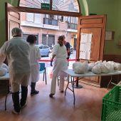 La Fundación Jesús Abandonado ayuda a los más desfavorecidos durante la pandemia