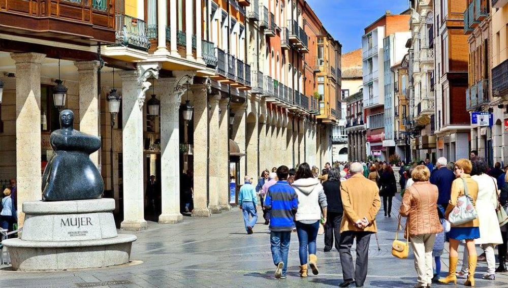 Palencia Abierta traslada sus propuestas a las administraciones para los sectores de comercio y hostelería