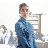 María Montesinos, escritora.