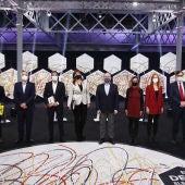 'El Debat' de las elecciones catalanas 2021 en laSexta