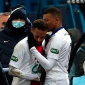 """Neymar, tras confirmarse su nueva lesión: """"No sé cuánto tiempo podré aguantar, solo quiero ser feliz jugando al fútbol, nada más"""""""