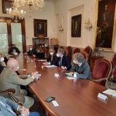 Primer encuentro de la Mesa Sectorial de Agricultura