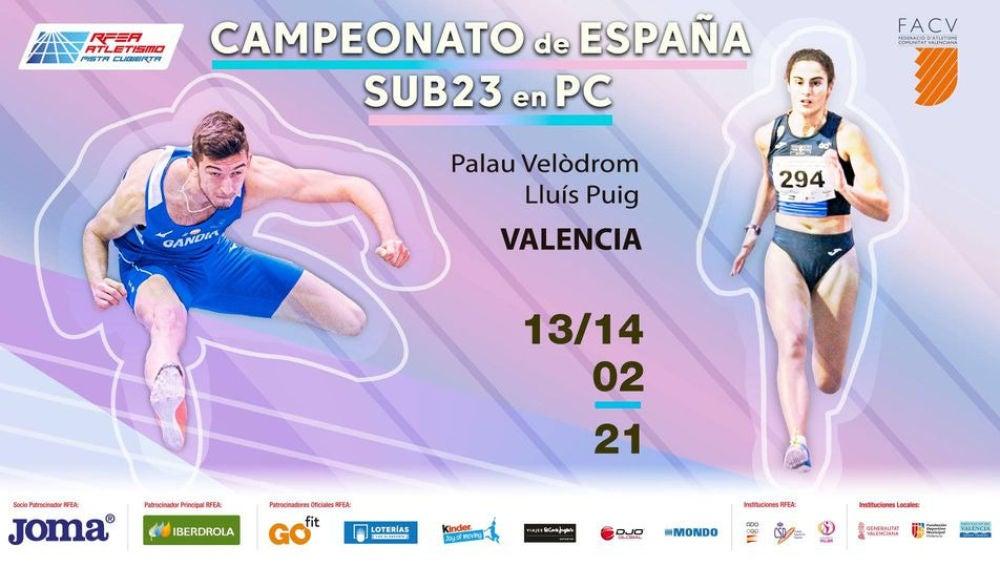 La atleta oriolana Carmen Marco encabeza el  cartel del Campeonato de España sub-23 en Pista Cubierta