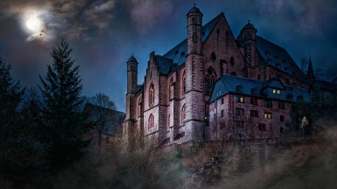Imagen de un castillo