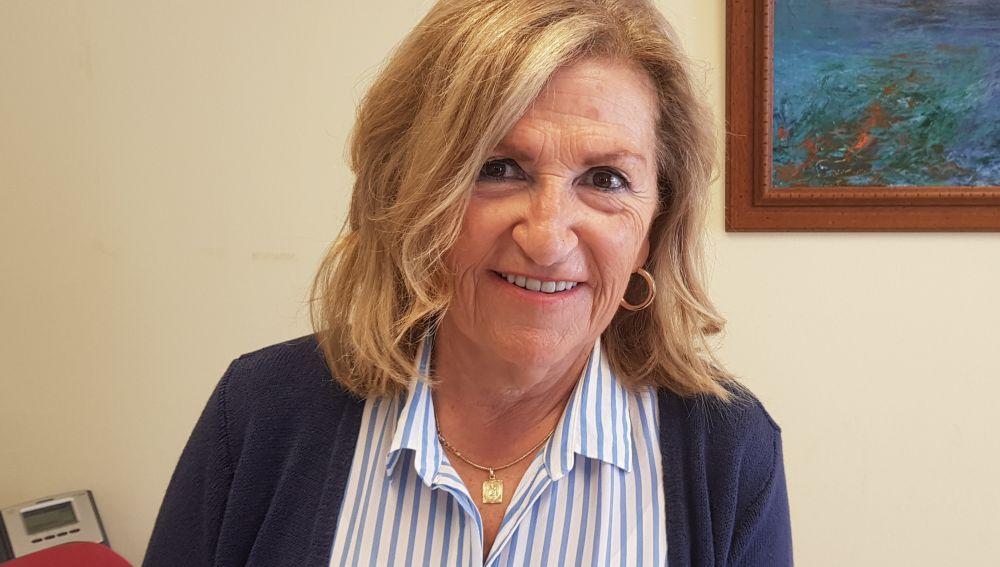 María del Carmen Lara, delegada de Servicios Sociales de El Puerto