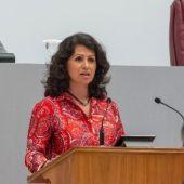 Beatriz Ballesteros, consejera de Transparencia