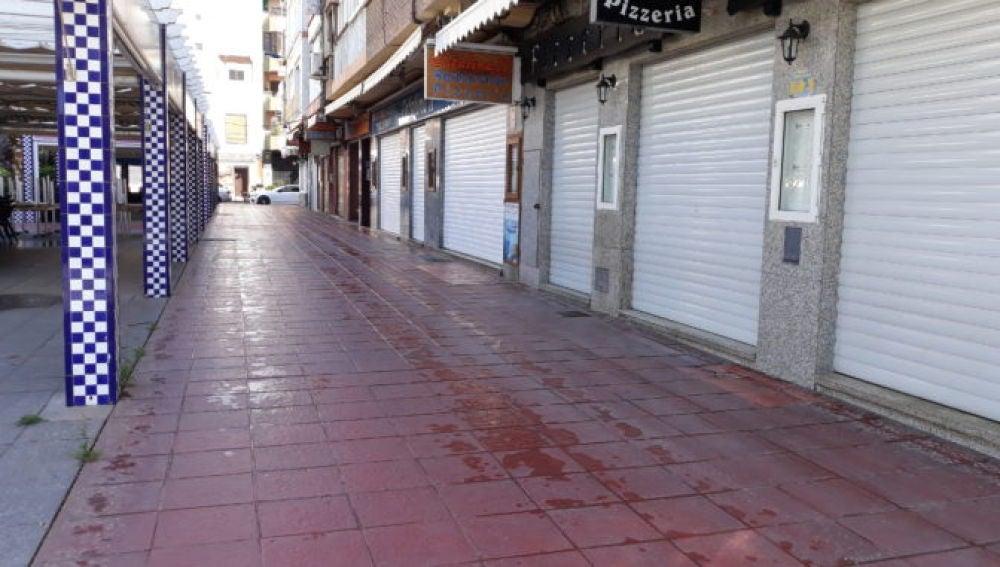 Los hosteleros insumisos se enfrentan a sanciones de hasta 60.000 euros si sirven en mesa