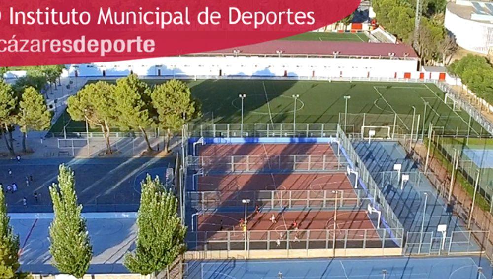 Las instalaciones deportivas de Alcázar vuelven a abrir sus puertas