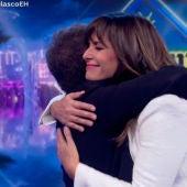 """El emotivo reencuentro entre Pablo Motos y Nuria Roca: """"Te quiero y eres una de mis personas favoritas"""""""