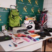 La Guardia Civil detiene en Torrevieja a los autores de 28 delitos de robo en viviendas