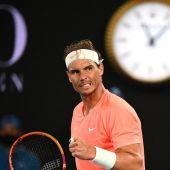 Nadal pasa a cuartos en el Open de Australia