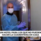 """VÍDEO: En Antena 3 Noticias conocemos el funcionamiento del """"Arca de Noe"""" en el Hotel Rey Sancho de Palencia"""